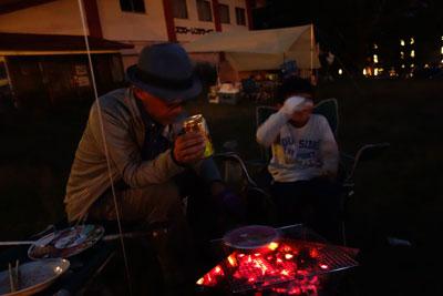 日光湯元キャンプ